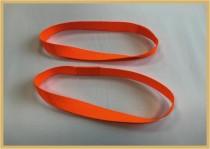 Turnschlaufe, neonorange GR/ES= 1, ca 58 cm