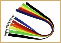Turnschlaufe flexibel, neonorange ca 92 cm