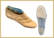 Tanz- & Ballettschuhe/Splitsohle haut