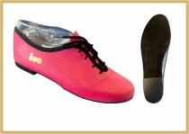 Jazztanzschuh farbig pink