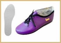 Tanz- & Freizeitschuh farbig lila