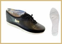 Rock´n Roll Schuh schwarz