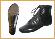 Tanzstiefel Gu/Gu kurze Ausführung schwarz