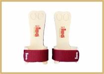 IWA Handschutz Standard 2-Loch bordeaux Klettband
